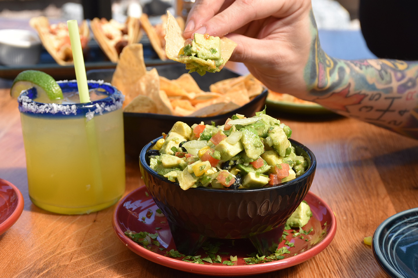 The best Guacamole in Kenosha